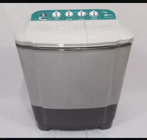 Lavadora Semi Automatica Doble Tina 8kg Nueva