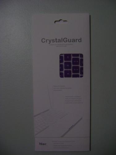Protector Teclado Para Macbook Pro13 Pro Retina13 Y Air 13