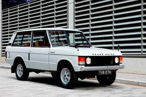 Repuestos Usados Range Rover