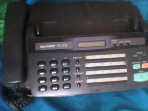 Telefono Fax Marca Shap