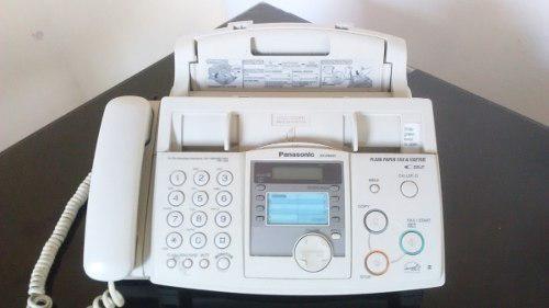 Telefono Fax Panasonic Modelo Kx-fhd331