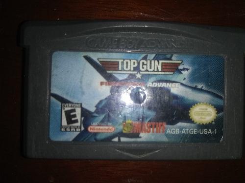 Top Gun Para Game Boy Advance
