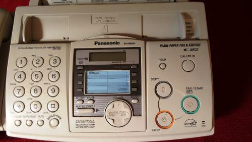 Vendo Fax Panasonic Modelo Kx