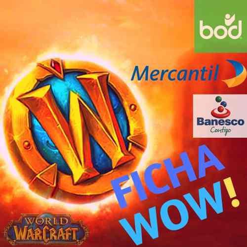 Wow Token Ficha Tiempo De Juego World Of Warcraft