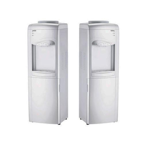Dispensador De Agua Fría Y Caliente Premium Blanco Pwc220q