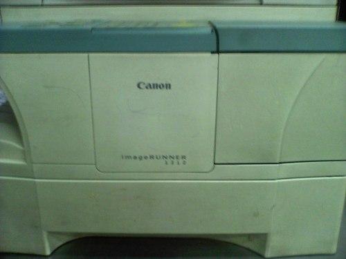 Fotocopiadora E Impresora Canon  Operativa