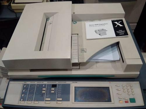 Fotocopiadora Xerox  Alta Capacidad Con Clave