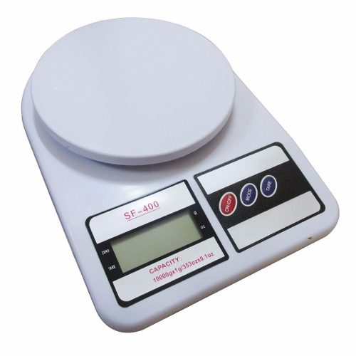 Balanza Peso Digital De 7 Kilo De Cocina