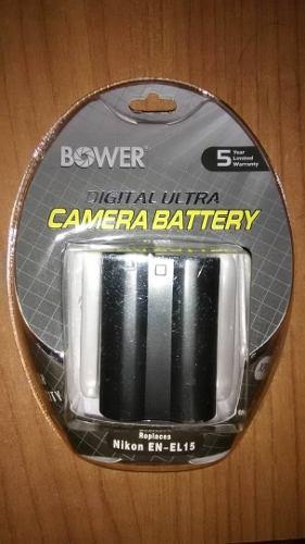 Batería Para Cámara Nikon (nueva De Paquete) Modelo