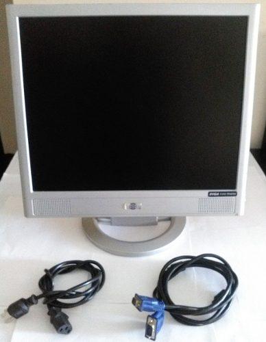 Monitor Lcd Hp 17