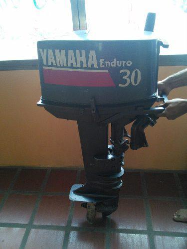 Motor Fuera De Borda Yamaha 30 Hp Original.