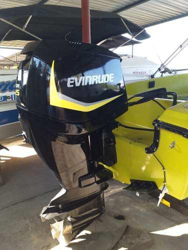 Motores Evinrude 225 Hp Ocean Pro La Pareja.