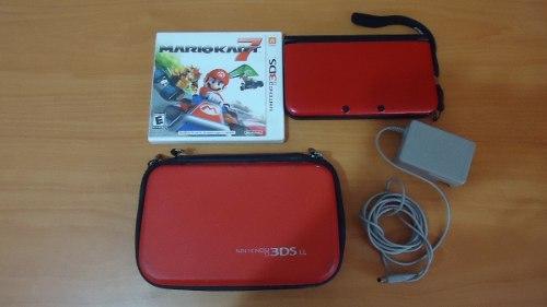 Nintendo Ds 3d Xl Usado En Buenas Condiciones