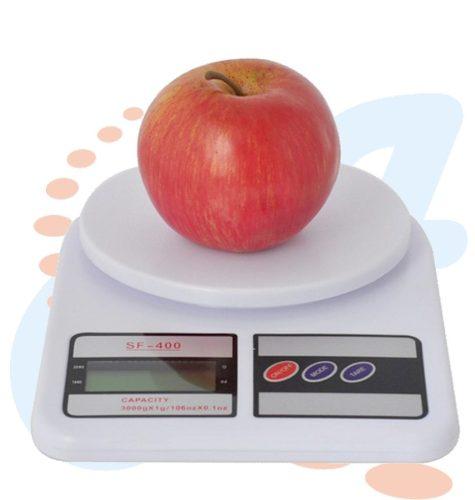 Peso Balanza Cocina Comida Sf-kg Portatil Digital
