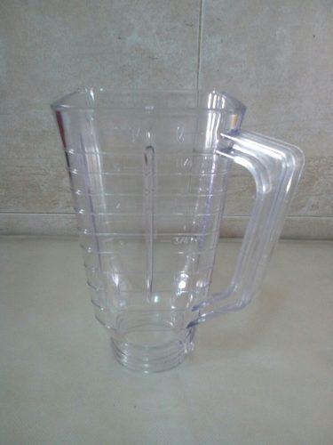 Vaso De Licuadora Oster Plastico Tipo Original