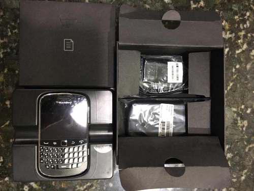 Blackberry 9900 Bold 5 100%original Nuevo
