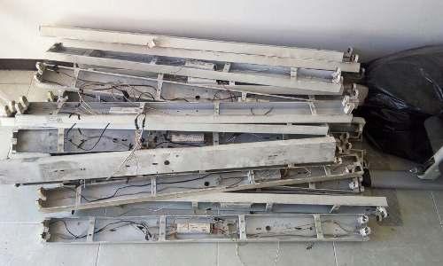 Lamparas Fluorescentes T8 Para Reparar O Repuestos.