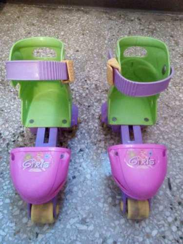 Patines Fisher-price, Talla Ajustable,