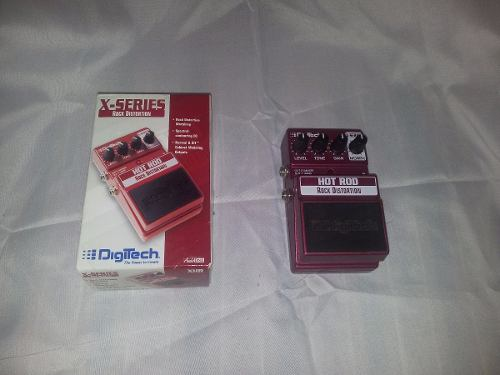 Pedal Para Guitarra Digitech Hot Rod Rock Distirtion