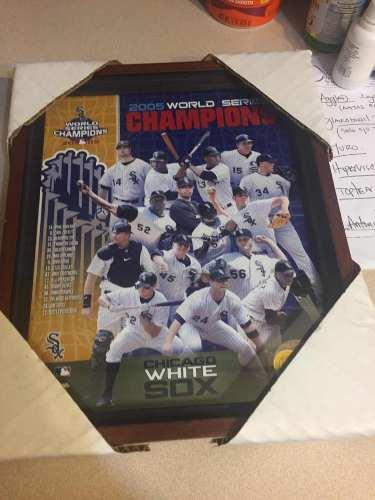 Placas Certificadas De Series Mundial De Béisbol