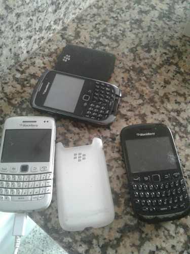 Telefonos Blackberry Para Repuestos