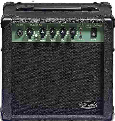 Amplificador 10-watt Usado En Perfecto Estasdo