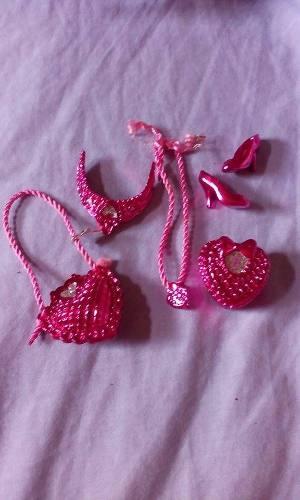 Barbie Accesorios Juguetes Originales Coleccionables