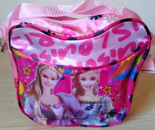 Barbie Carteras Bandoleros Para Niñas Carteritas Muñecas