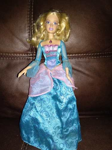 Barbie Princesa De La Isla. Original En Perfecto Estado.