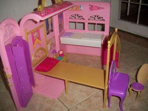 Casa Escuela De Princesa Barbie