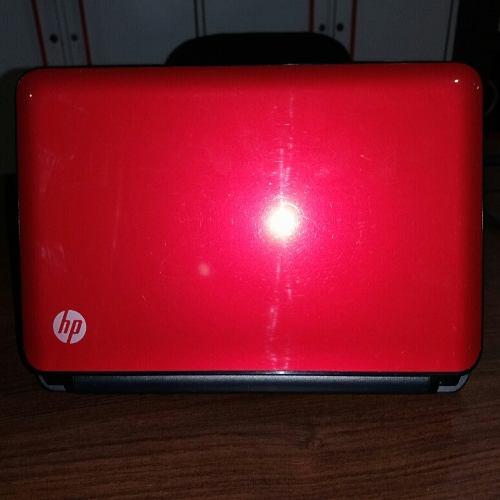 Mini Laptop Hp  Perfecto Estado Cómo Nueva Poco Uso
