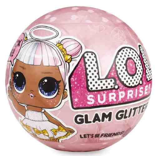 Muñeca Glam Glitter Lol Surprise (7 Sorpresas) 100%