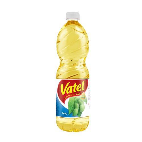 Aceite Comestible Marca Vatel 1 Lt