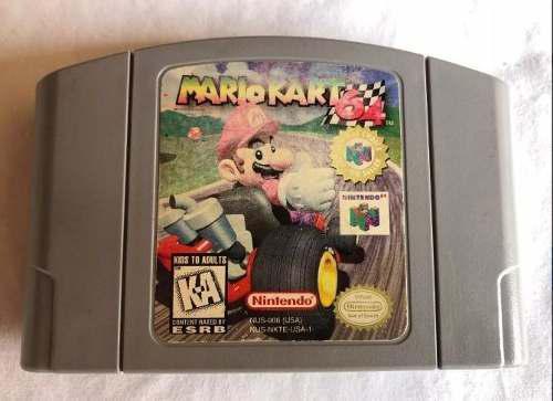 Cinta De 64 Mario Kart