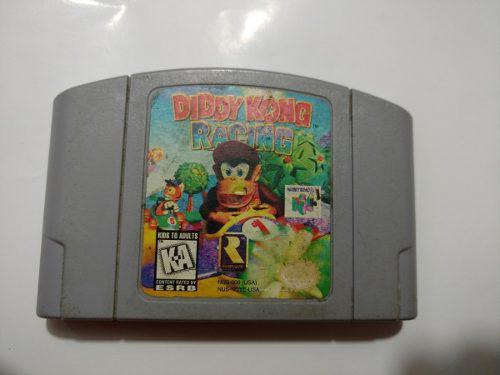 Diddy Kong Racing Juego De Nintendo 64 N64