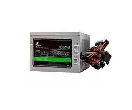 Fuente De Poder Xtech 700w 20/24 Pines I007