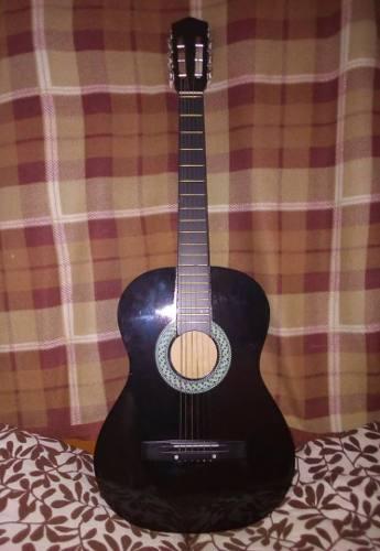 Guitarra Clásica Acústica Con Forro