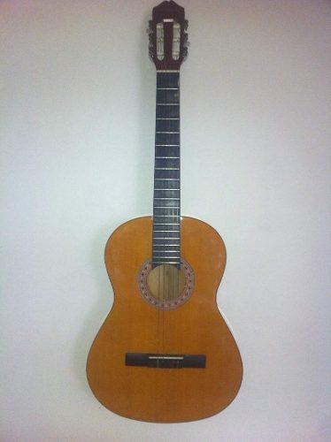 Guitarra Clásica Almería Con Estuche