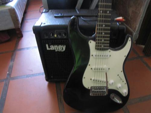Guitarra Eléctrica + Amplificador ***vendo O Cambio***