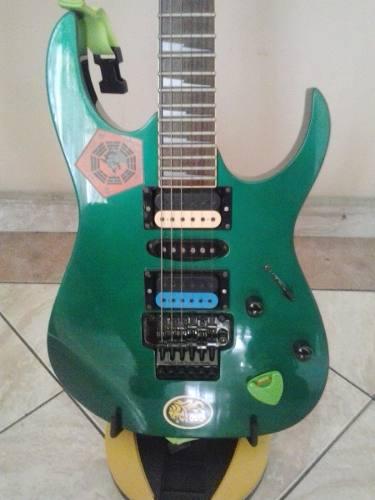 Guitarra Ibanez Rg 270 Dx 2 Humbuckers Di Marzio Evolution