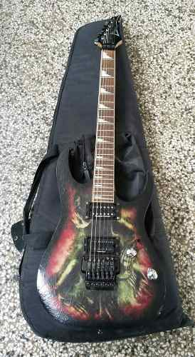Guitarra Ibanez Rg320 Pg3 Modificada. Con Seymurduncans Dtb