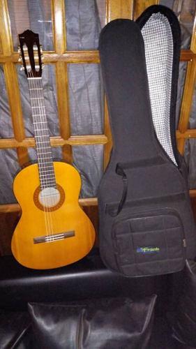Vendo Guitarra Nueva Yamaha C 40 Con Estuche