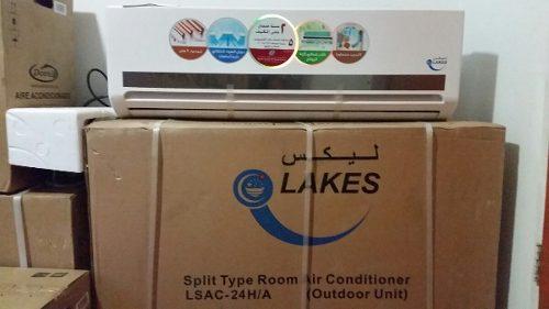 Aire Acondicionado Split  Btu Lakes