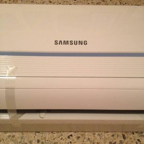 Aire Acondicionado Split btu Samsung Nuevo
