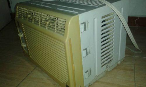 Aire Acondicionado//btu/ventana/enfriador/110/voltios.