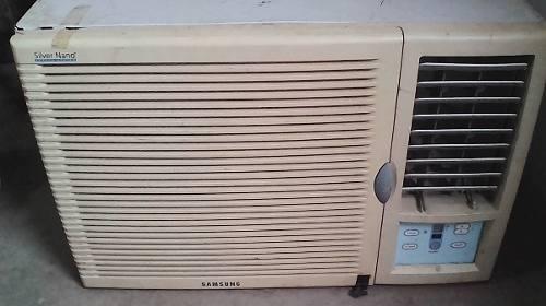 Aire De Ventana Samsung  Btu 220 Volt (sin Compresor)