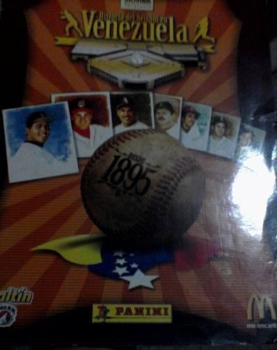 Album De Historia Del Béisbol