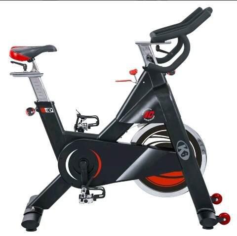 Bicicleta De Spinning K6 Modelo Artemis Edición Especial