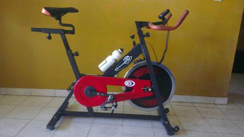 Bicicleta De Spinning Profesional Speed Max Performace K6