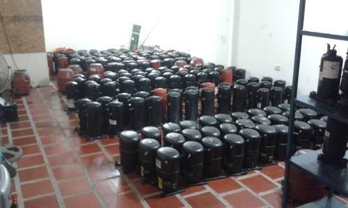 Compresor Aire Acondicionado 3, 4 Y 5 Toneladas